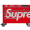 Supreme 2020年春夏コレクション WEEK14にて Mac Tools とのワークステーションが発売へ