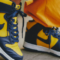 "NIKE DUNK HIGH SP ""MICHIGAN"" 9月23日(水)発売"