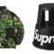 Supreme 2020年秋冬コレクション WEEK5 海外オンライン完売スピードランキング
