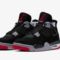 "NIKE AIR JORDAN 4 RETRO ""BRED"" 5月30日(土)再販"